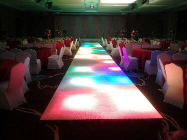 Led Light Up Dance Floor For Wedding