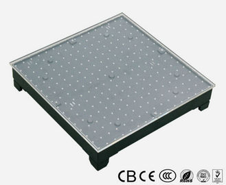 China PH15.625MM Indoor Full Color LED Display , SMD Led Stage Floor Rental Modular Design supplier