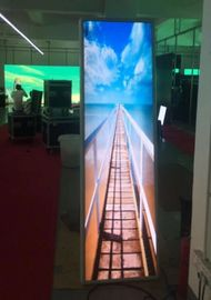 P2.5 Indoor Poster LED Display 160*160 Mm Module Size , 1920HZ Refresh Rate