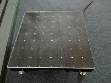 China P6.25 Interactive LED Floor Tile / LED Stage Floor Support 3D Video Display factory