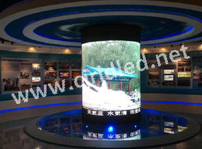HD LED Digital Advertising Display , Full Color P3 Indoor LED Screen High Brightness