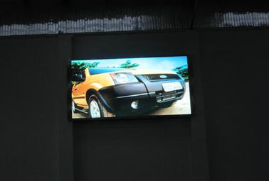 High Refresh Rate Fixed Indoor Full Color LED Screen P6.25 For Advertising